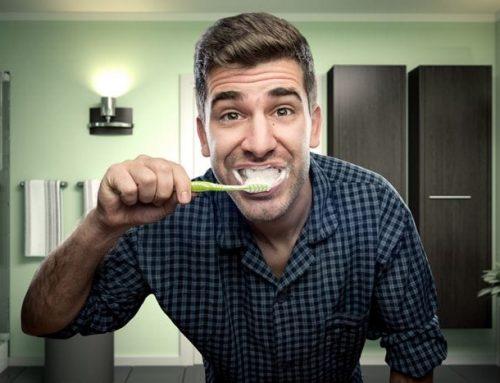 La salud bucal en los hombres