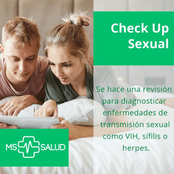 check up sexual blog ms mas salud