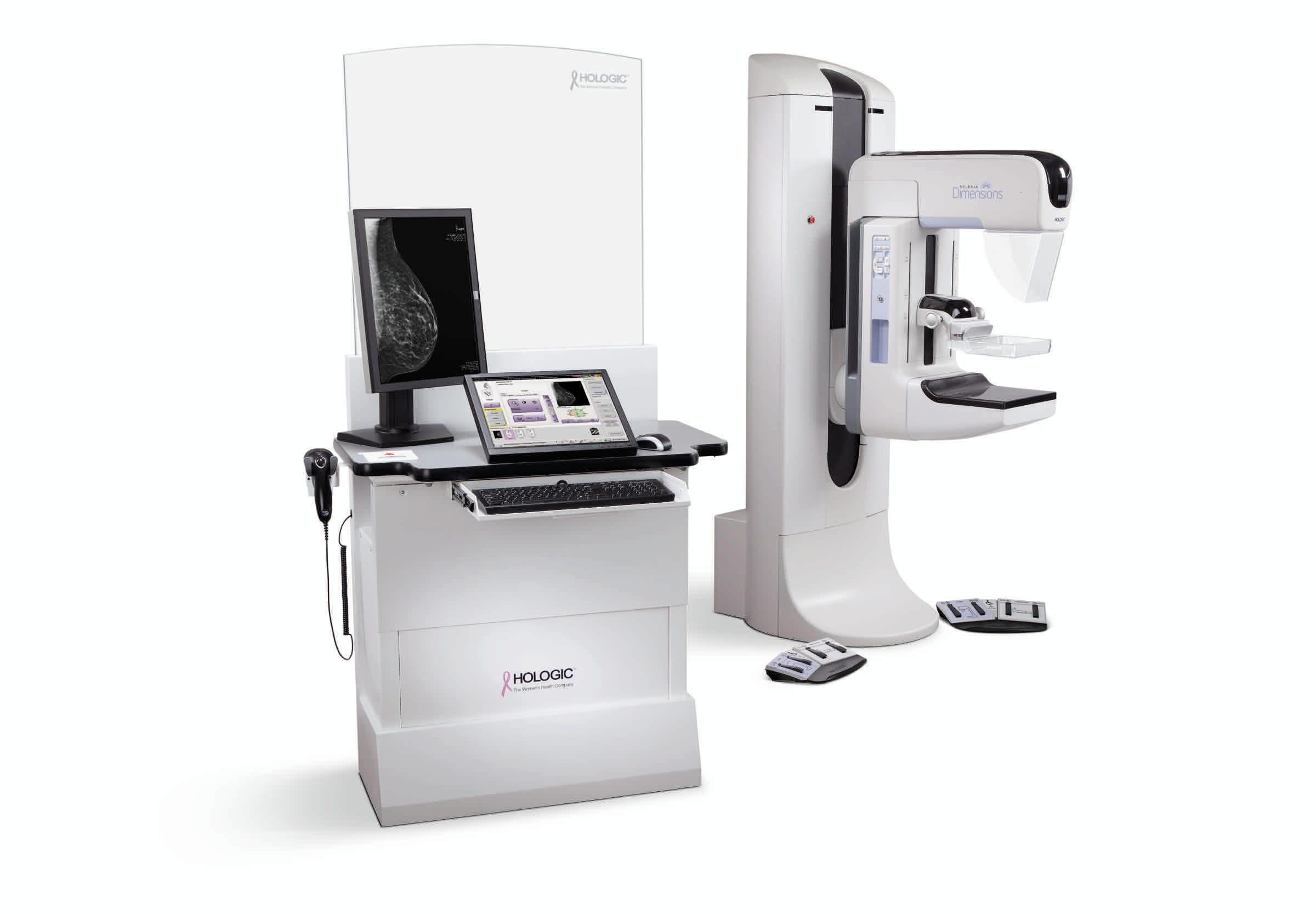 Hologic 3D Mammography min