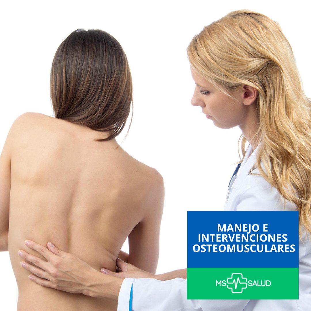 ms mas salud clinica del dolor manejo e intervenciones osteomusculares