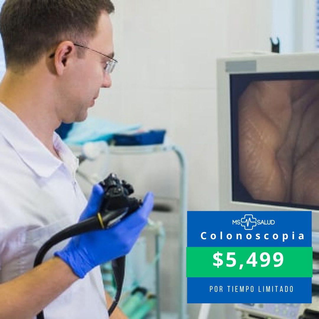 gastroenterología ms mas salud colonoscopia